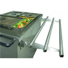 Parry STR - Side Tray Rail to fit all Parry Hotcupboards & Serveries