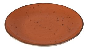 Orion Elements Sun Burst Orange Side Plate 20cm EL05BS