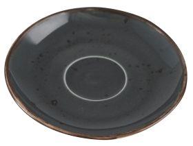 Orion Elements Slate Grey Saucer - 11.5cm EL09GR (For Espresso Cup EL08GR)