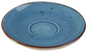 Orion Elements Ocean Mist Blue Saucer 14cm EL11OM (For Coffee Cup EL10OM)