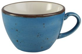 Orion Elements - Ocean Mist Blue Cappuccino Cup - 285ml EL12OM