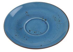 Orion Elements Ocean Mist Blue Saucer 16cm EL13OM (For Cappuccino Cup EL12OM)