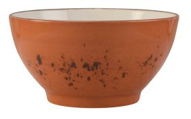 Orion Elements Sun Burst Orange Serving Bowl 14cm EL16BS