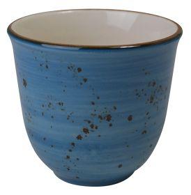 Orion Elements Chip Cup Rustic Ocean Blue EL26OM