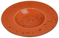 Orion Elements EL28BS Pasta Bowl Sunburst Orange