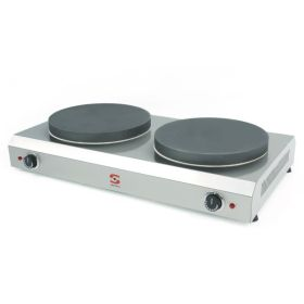 Sammic CE-235 - Double Crepe Machine Electric