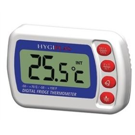Hygiplas F343 - Digital Fridge/Freezer Thermometer