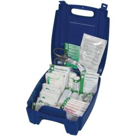 BSI Catering First Aid Kit Medium (Blue Box) - Genware