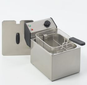 Roller Grill FD80 Single 8L Deep Fat Frier