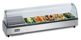 Lincat FDB5 Seal - Refrigerated Food Display Bar - 5 x 1/3GNs