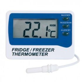 ETI 810-210 - Fridge Freezer Thermomter - Fridge Alarm