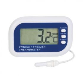 ETI Fridge / Freezer Thermometer With Internal Sensor & Max/Min Function