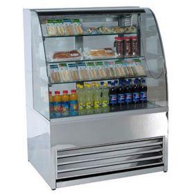 Frost-Tech - P75/100/OPEN - Open Front Refrigerated Merchandiser