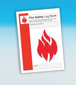 Fire safety log book.
