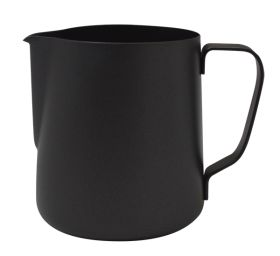 Matte Black Non-Stick Milk Frothing / Latte Jug 0.4L