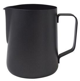 Matte Black Non-Stick Milk Frothing / Latte Jug 0.9L