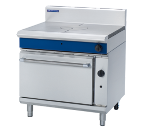 Blue Seal Evolution G570 - Gas Target Top Static Oven Range 900mm - Natural Gas