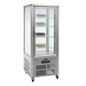 Polar Refrigeration GD881 - Patisserie Display Cabinet 400 Ltr