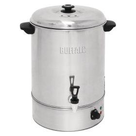 Buffalo GL349 Manual Fill Electric Water Boiler 40Ltr
