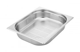 Perforated Gastronorm Pan 1/2 10mm 7 Ltr - GN12BP