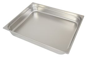 Gastronorm Pan 2/1 100mm 34.5 Ltr - GN21B