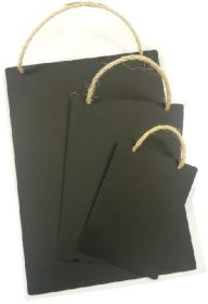 A1 Hanging Blackboard Panels (Portrait)