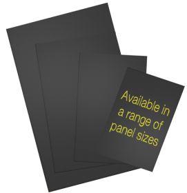 900x600mm Unframed 3mm HPL Blackboard Panel