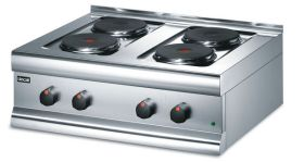 Lincat HT7 Silverlink - Electric Boiling Top