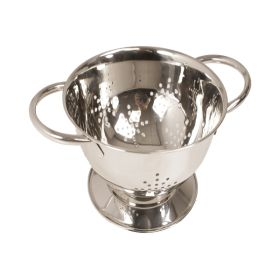Stainless Steel Super Mini Colander 14 x 10.5 x 6 cm