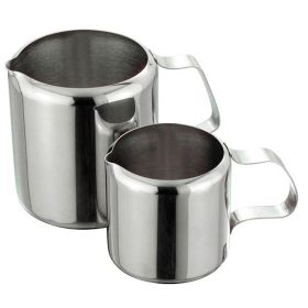 Sunnex Stainless Steel Milk Jug   3oz / 85ml - 10421