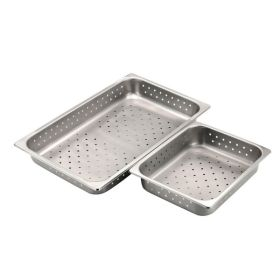 Sunnex 1701AP Perforated Gastronorm Pan 1/1 65mm / 8.5 Ltr