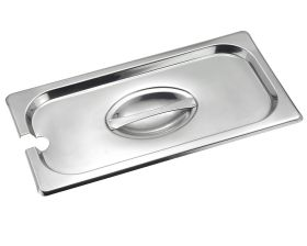 Sunnex Notched 1/3 GN Gastronorm Cover - 1703DN