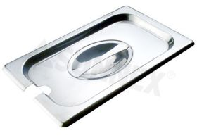 Sunnex Notched 1/4 GN Gastronorm Cover - 1704DN