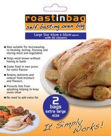 Roaster Bags Pack 2  45cm x 55cm