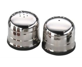Sunnex Condiment Set Jumbo Stainless Steel 6cm