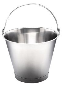 Sunnex Stainless Steel Bucket 12 Ltr Without Foot