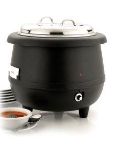 Electric Soup Kettle 10 Ltr