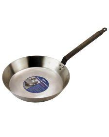 "Sunnex 94795 Black Iron Frying Pan 30cm / 12"""