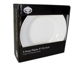 """Orion C88029 - Soup Plates 22.5cm / 8½"""""""