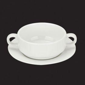 Orion C88045 Porcelain Handle Soup Bowl 260ml
