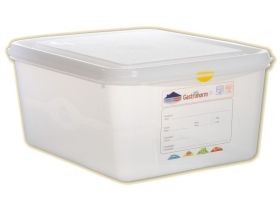 Pro Colour Coded Container 1/2 10 Ltr - pk 6