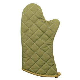 "Flame Retardent Oven Mitt 15"" To 200°c"