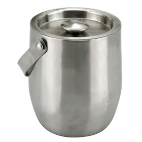 Ice Bucket Double Walled Stainless Steel