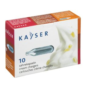 Pack Of 10 Cream Chargers