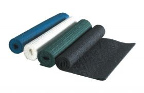 "Non Slip Bar Matting 60 x 12"" Blue"