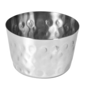 Small Presentation Cup 8x5cm Hammered
