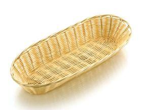 """Rattan Loaf Basket 15 x 38cm / 15"""" x 6"""""""