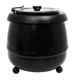 Soup Kettle Black 10L - SB6000-K