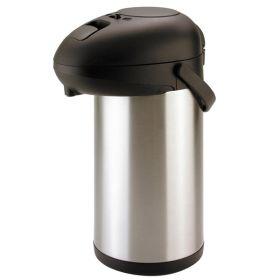 Vacuum Airpot Stainless Steel 4 Ltr / 140oz Sunnex SS40D