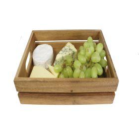 Mini Wooden Presentation Crate